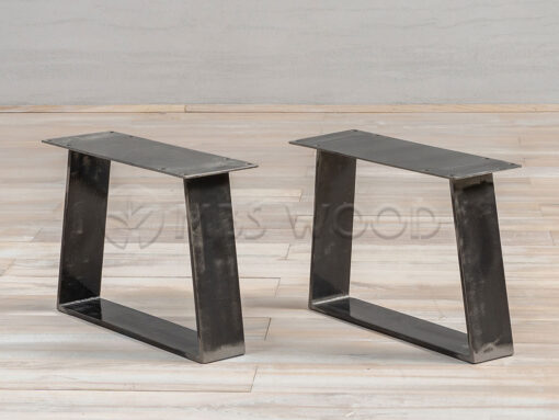Metal Legs for Coffee Table (Trapez)