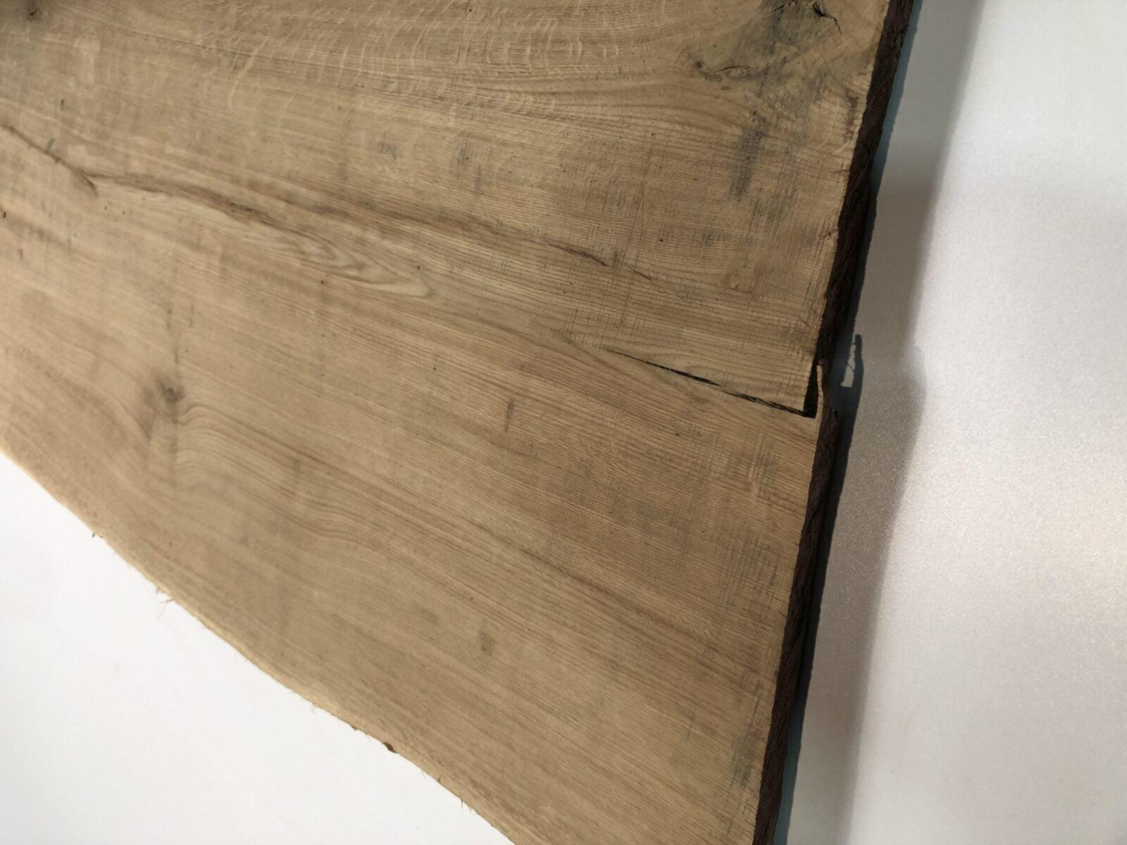 Eiche massivholz Tischplatte 012