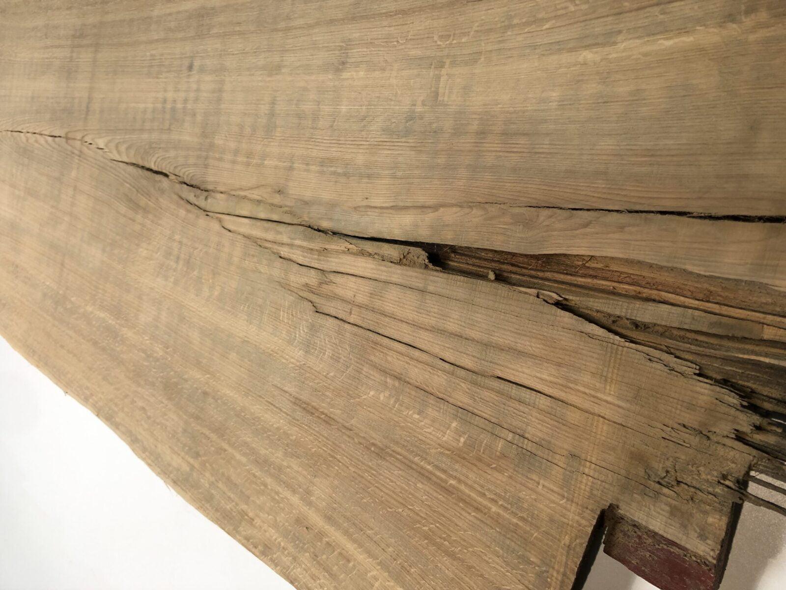 Eiche massivholz Tischplatte 013