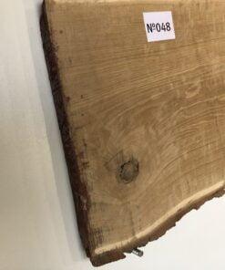Eiche massivholz Tischplatte 048