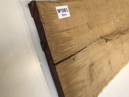 Oak Slab (Three Shape) 081