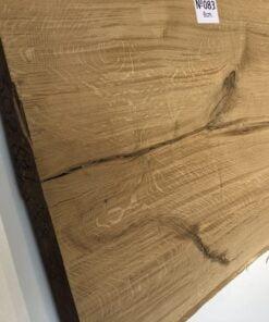 Eiche massivholz Tischplatte 083