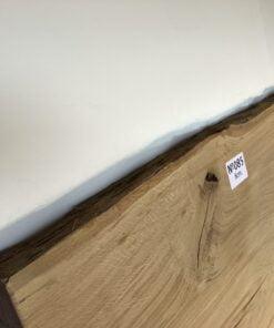 Eiche massivholz Tischplatte 085