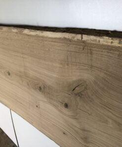 Eiche massivholz Tischplatte 090