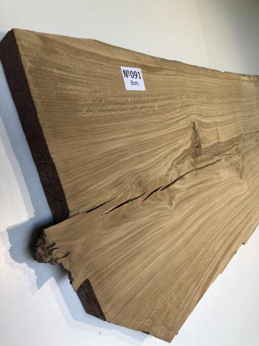 Oak Slab (Three Shape) 091
